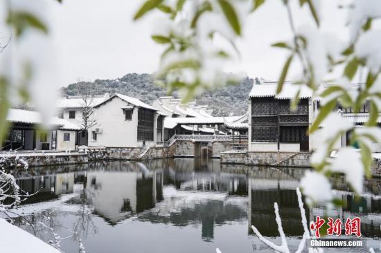 资料图:江苏一处美景。贾军松 摄