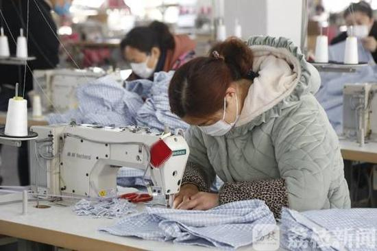 """政企协同""""五大创举"""" 打造复工中的""""江苏风景"""""""