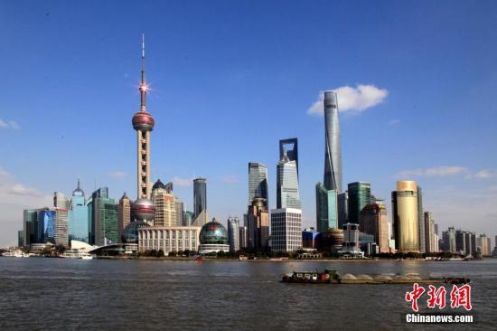 央行报告:2019年长三角GDP23.7万亿元 占全国逾两成