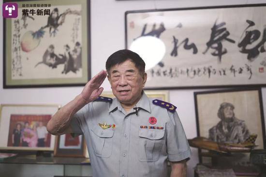 抗美援朝空军战斗英雄韩德彩:没有不怕死的精神 你是打不赢的