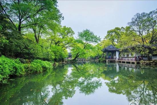 图/@上海冷空气