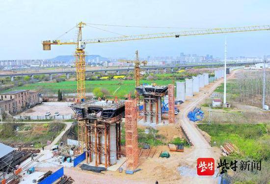 南沿江城际铁路全线复工建设 计划2022年通车