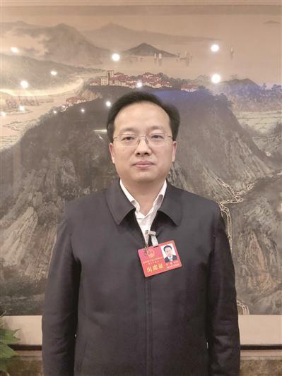 南京市人大代表、秦淮区区长司勇