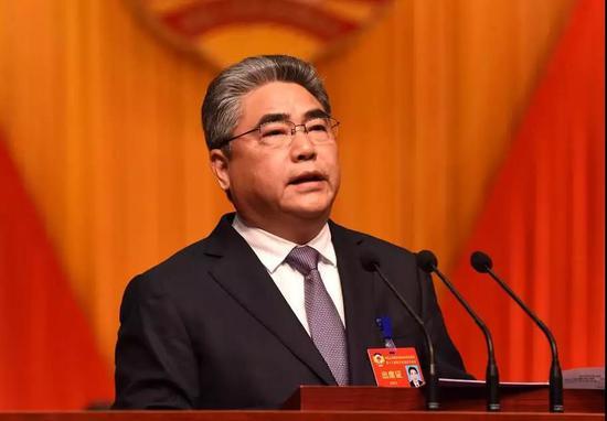 连云港市委书记项雪龙