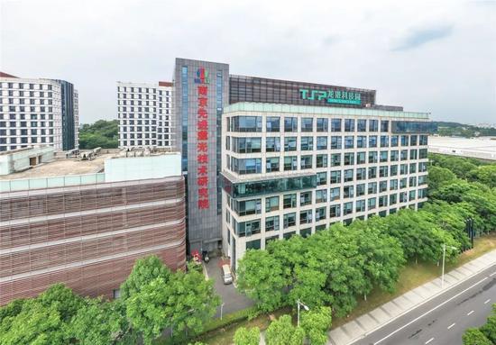 ▲龙港科技园