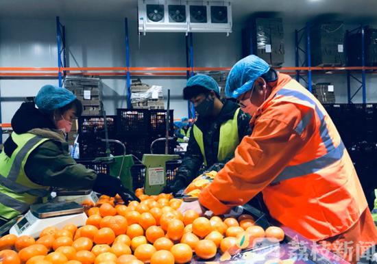 想买菜的别急!南京动员农贸市场初五起陆续营业