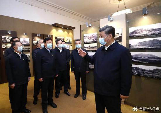 习近平赴江苏南通考察长江生态