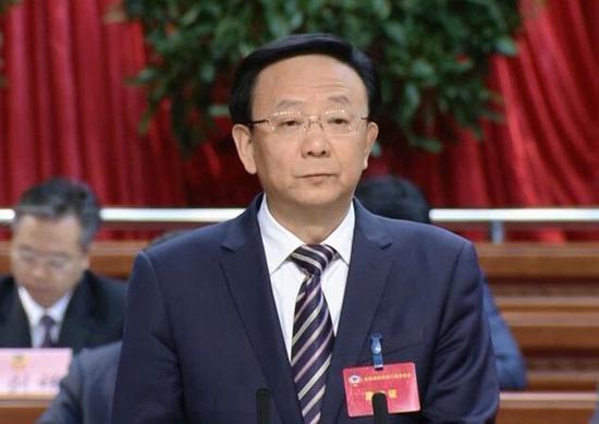 扬州市委书记夏心旻