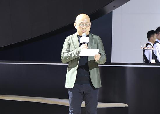 相城区青年商会副会长刘滨先生致辞。