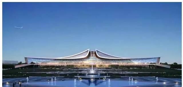 连云港花果山国际机场今年将竣工 机场大道建设提上日程