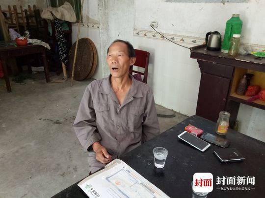 """王小平的父亲王成国说,要知道儿子在搞传销,""""我打断他的腿!"""""""