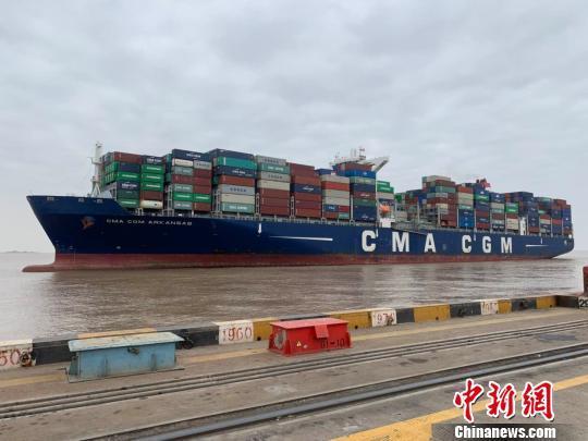 2035年中国将全面建成长三角海事一体化融合发展体系