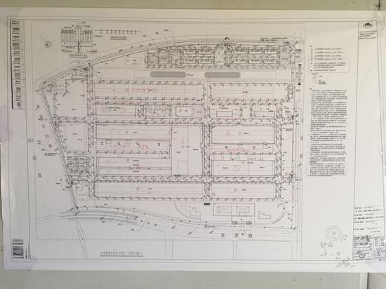 园区整体规划图