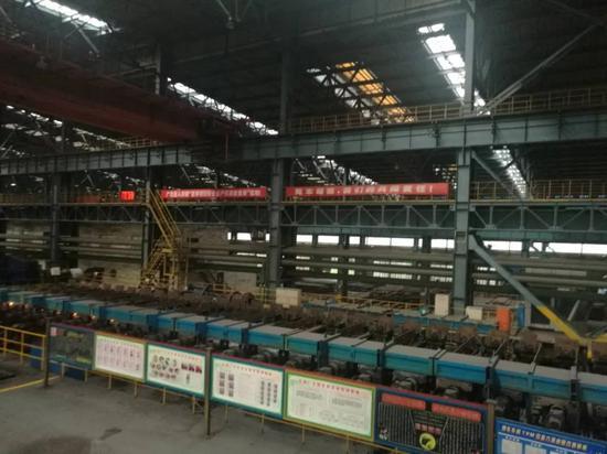 图为淮钢特钢股份有限公司