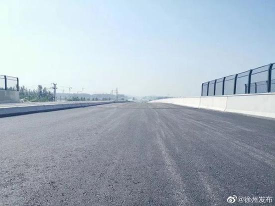 随着徐贾快速南延项目的通车