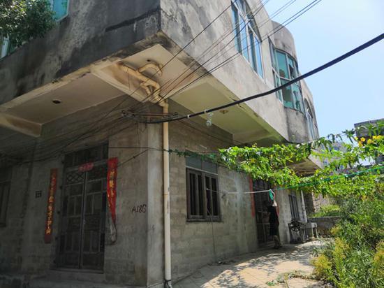 平潭县澳前村念斌的老家。自事发后至今,已有13年没有人居住。