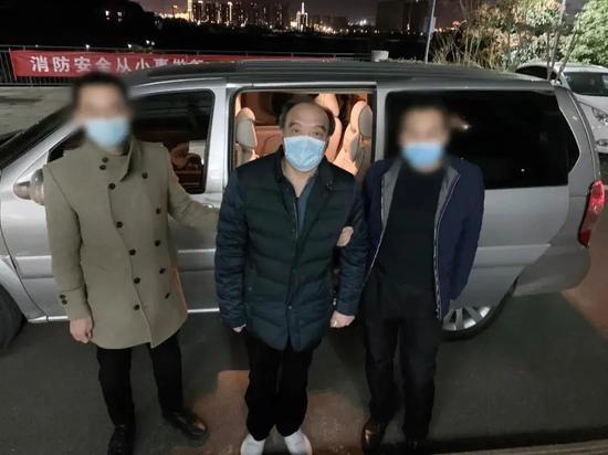 潜逃5年的职务犯罪嫌疑人王惠政被抓捕回江苏