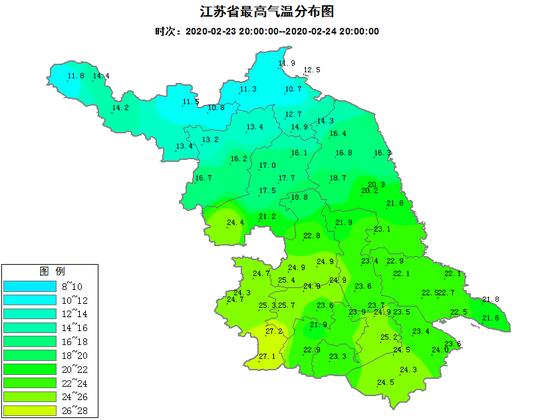 江苏未来三天两场雨!气温骤降!