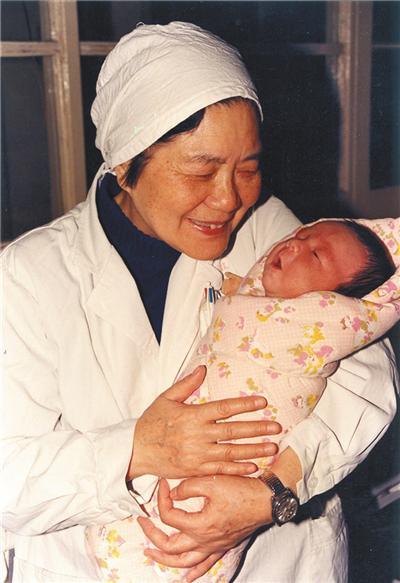 31年前,孩子的母亲在这家医院借助辅助生殖技术诞生。北京大学第三医院供图