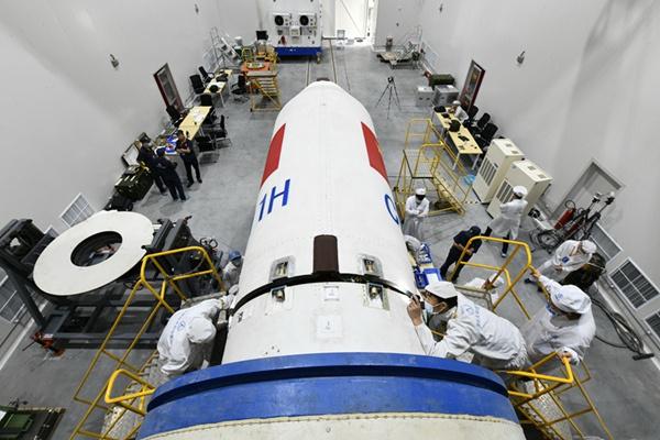 长征十一号火箭的研制过程