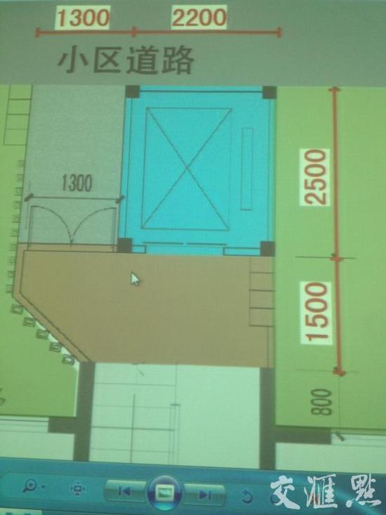 老旧小区安装电梯规划图
