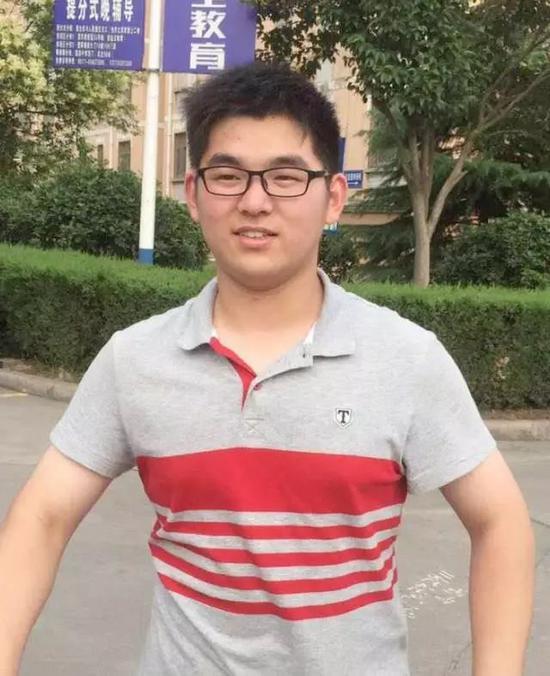 李天宇,江苏省淮阴中学,总分428