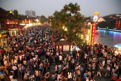 国庆长假南京接待游客998万人次 实现旅游收入96.8亿