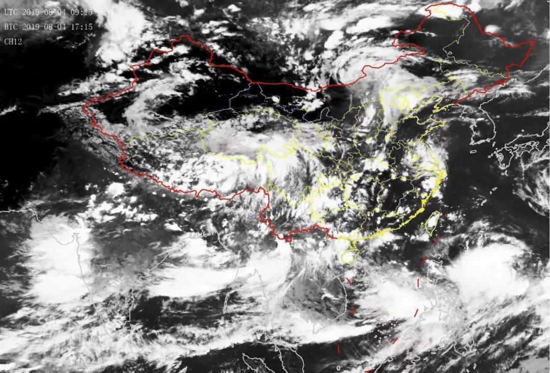 """第9号台风""""利奇马""""生成 未来或许影响华东本地"""
