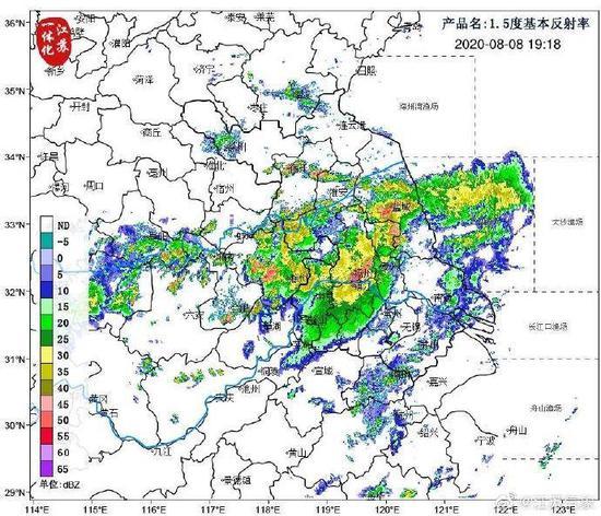 周日江苏部分地区仍有强降雨!台风走了,为啥最近暴雨反而多了?