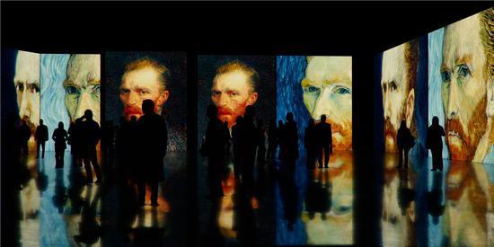 《不朽的梵高2.0》感映艺术大展