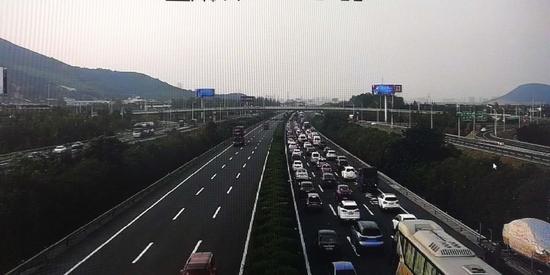 广靖锡澄高速无锡段