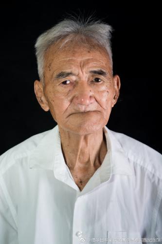 伍正禧。图片来源:侵华日军南京大屠杀遇难同胞纪念馆官方微博