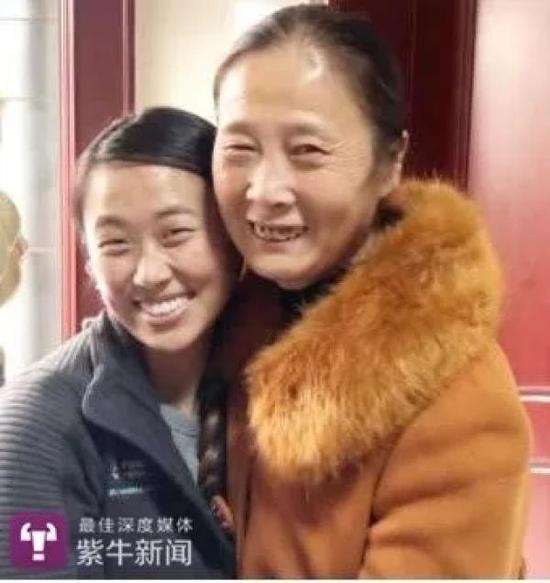 潘甜甜和蒋妈妈