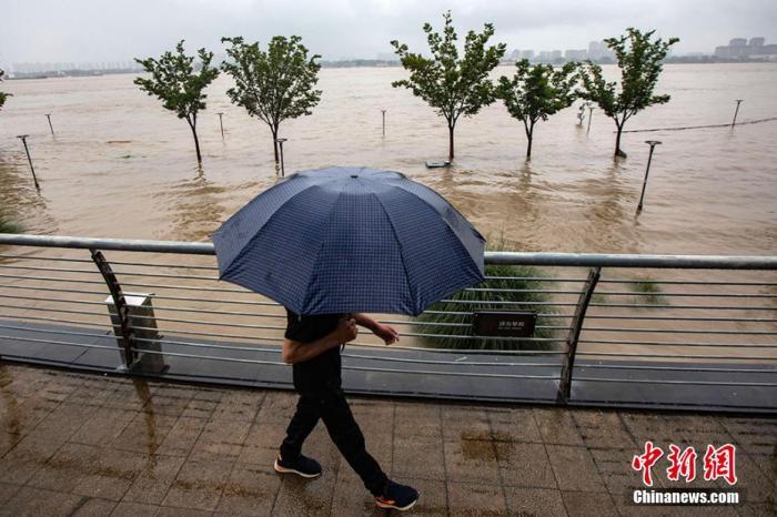 南京市启动防汛Ⅰ级响应:水阳江、石臼湖持续超警戒水位