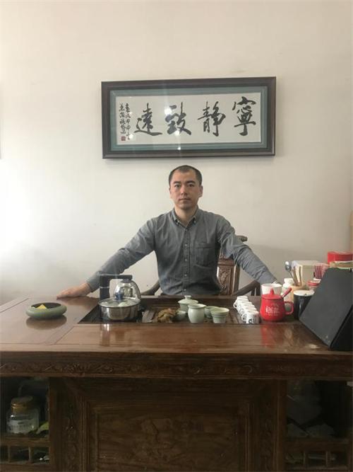 北京恩俊起航总经理王恩山