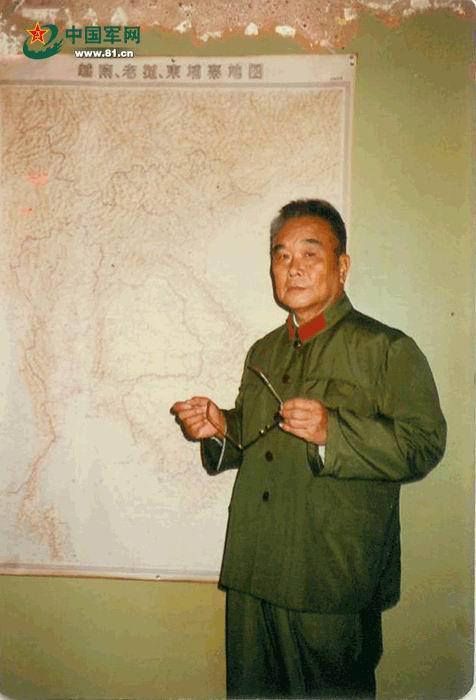 孙干卿将军。 中国军网图
