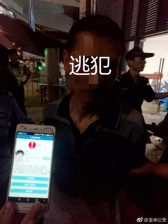 原标题:又一逃犯在张学友演唱会现场被抓获:这次是兜售门票