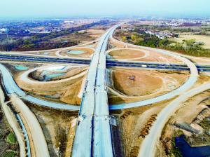 镇丹高速 江苏省交通运输厅供图