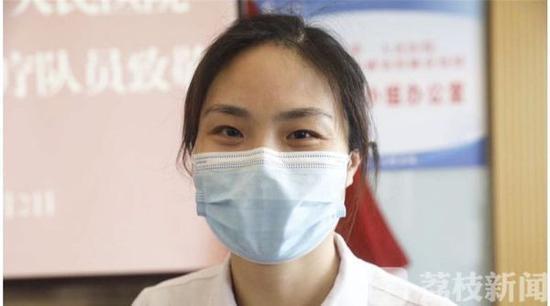 江苏援湖北护士写诗:患者遥问我籍贯 我姓江苏名党员