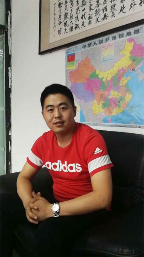 郑州盛大汽车用品有限公司总经理陈金帛