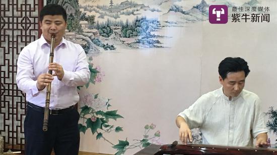 谭伟海和社长王先宏