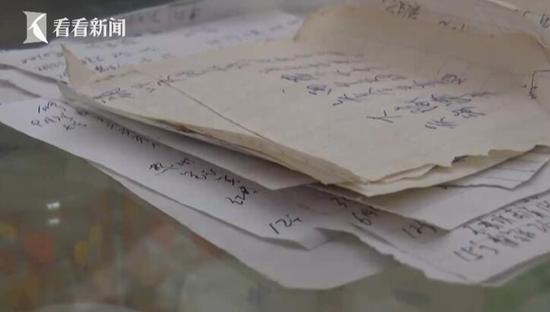 带着账本,记者来到了欠债人之一何某普的家中。