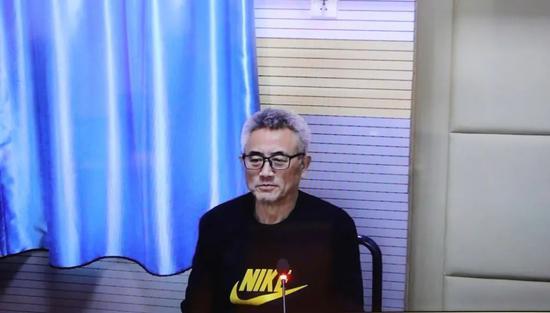 中国书法家协会原副主席赵长青受贿2486万 一审获刑12年半