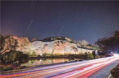 石头城遗址公园