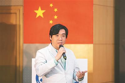 项目参与人、南京大学天文学院教授李志远(张 宣摄)