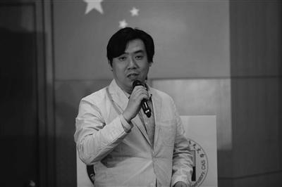 李志远教授在发布会现场。 新华全媒体记者张宣摄