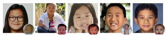 身份信息依次为:Hua Lulu 华露露出生年:2007年