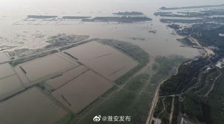 京杭运河淮安段过闸难基本解决