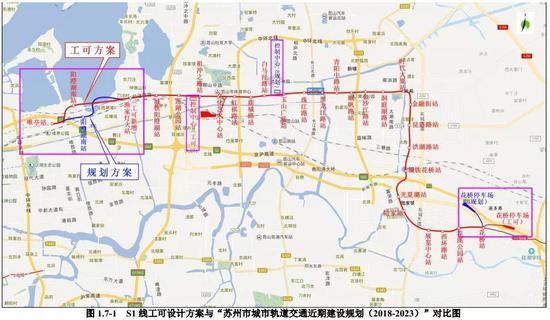 唯亭站、祖冲之路站、玉山广场站、时代大厦站、花桥站为换乘车站,共5座。