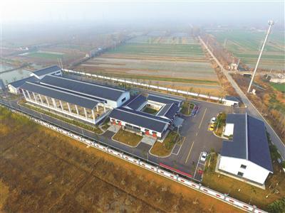 财政部示范项目——徐州市骆马湖水源地及原水管线项目